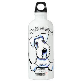 Sealyham Terrier IAAM Water Bottle