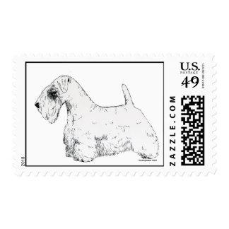 Sealyham Terrier Postage