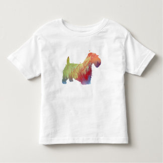 Sealyham terrier toddler t-shirt