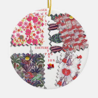 SEAM AND PASSION.png Ceramic Ornament