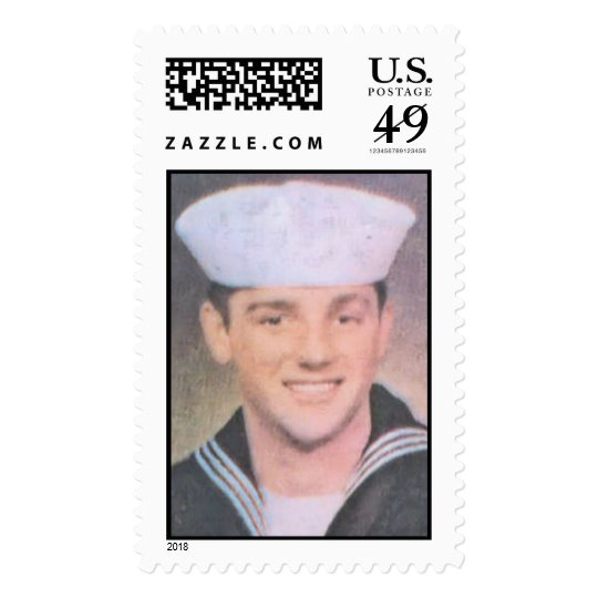 Seaman David Porter, Jr. Postage
