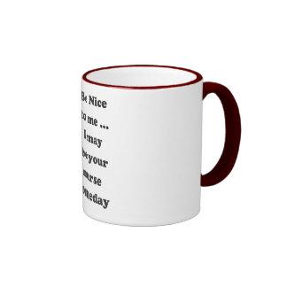 Séame agradable tazas de café