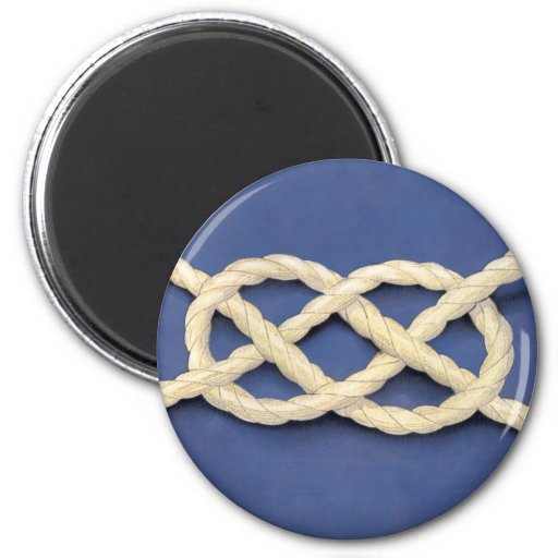 Seamen's Knot Magnet