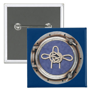 Seamen's Knots Button