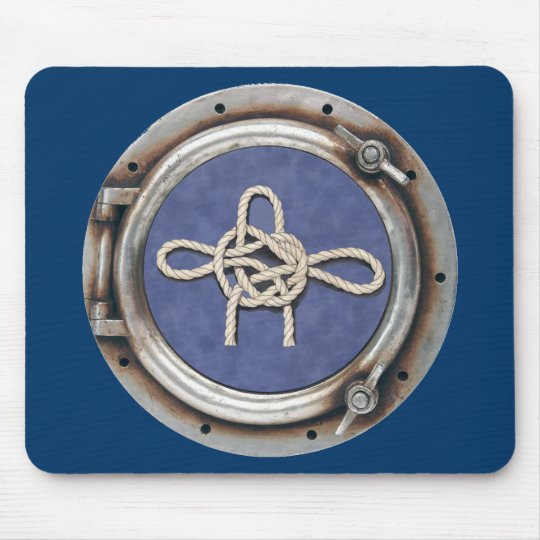 Seamen's Knots Mouse Pad