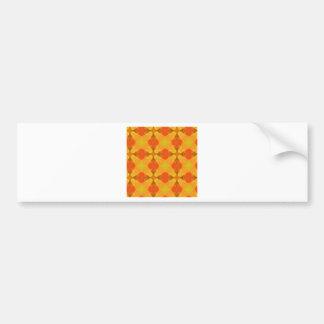 seamless #2 bumper sticker
