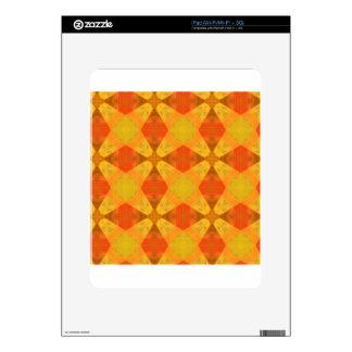 seamless #2 iPad decal