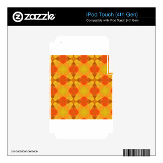 seamless #2 skin for iPod touch 4G