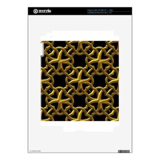 seamless #4 iPad 2 decal