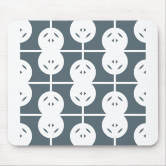 Seamless Abstract Modern Pattern Mouse Pad