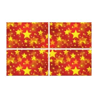 Seamless Christmas Stars