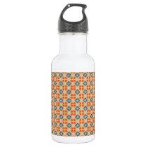 Seamless Clean Pattern Water Bottle