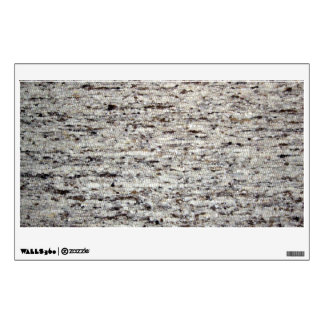 Seamless concrete wall texture room decals