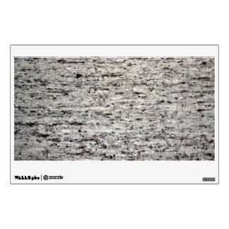 Seamless concrete wall texture wall sticker