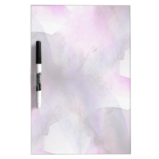 seamless cubism purple abstract art dry erase board