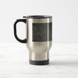 Seamless Dark Rock Texture Mugs