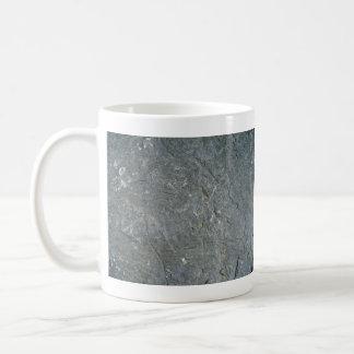 Seamless Dark Rock Texture Mug