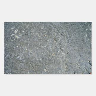 Seamless Dark Rock Texture Stickers