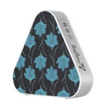 Seamless Flower Buttercup Elegant Pattern Speaker