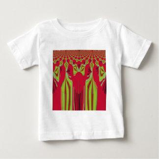 Seamless Hakuna Matata design Baby T-Shirt