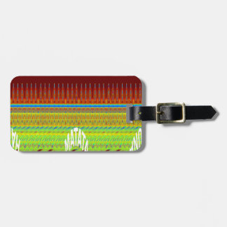 Seamless Have a Nice Day and a Better Night Tag For Bags