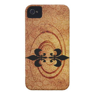 Seamless paisley with swirl Case-Mate iPhone 4 case