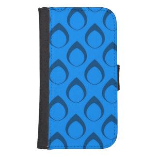 Seamless Pattern 04,blue Phone Wallets