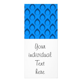 Seamless Pattern 04,blue Rack Cards