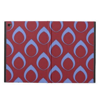 Seamless Pattern 04,blue red Powis iPad Air 2 Case