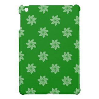 Seamless Pattern 05 green iPad Mini Cases