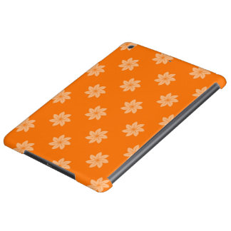 Seamless Pattern 05 orange Cover For iPad Air