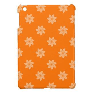 Seamless Pattern 05 orange iPad Mini Covers