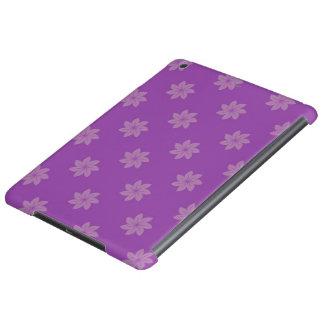Seamless Pattern 05 purple iPad Air Cases
