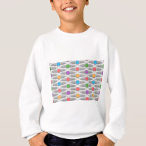 seamless-pattern #10 sweatshirt