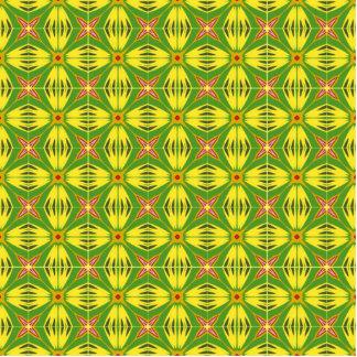 Seamless Pattern Acrylic Cut Out