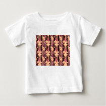 seamless-pattern baby T-Shirt