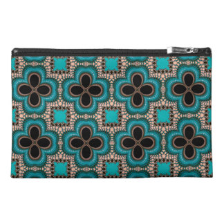 Seamless Pattern Travel Accessories Bag