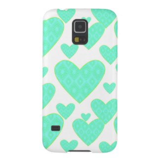 Seamless Pattern Case For Galaxy S5