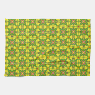 Seamless Pattern Kitchen Towel