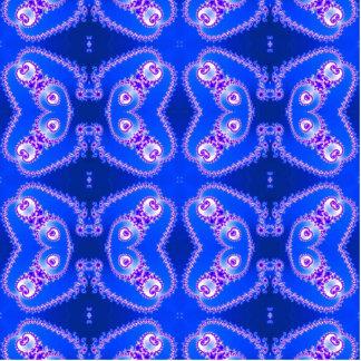 Seamless Pattern Photo Cutout