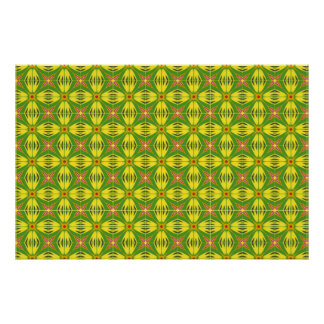 Seamless Pattern Print