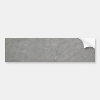 Seamless Photo of Water Abstract Car Bumper Sticker