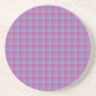 Seamless Pink Tile Pattern on iPhone 6 Case Coaster