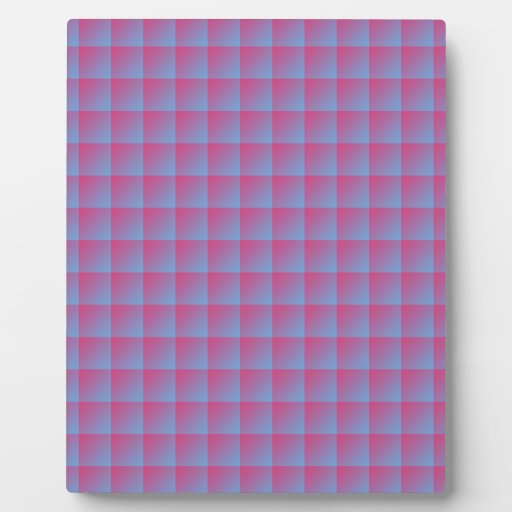 Seamless Pink Tile Pattern on iPhone 6 Case