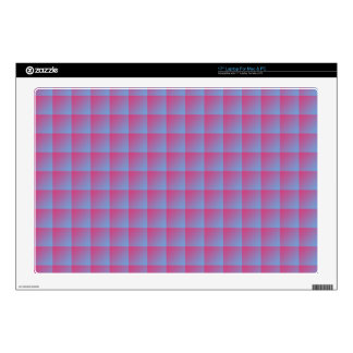 Seamless Pink Tile Pattern on iPhone 6 Case Skins For Laptops
