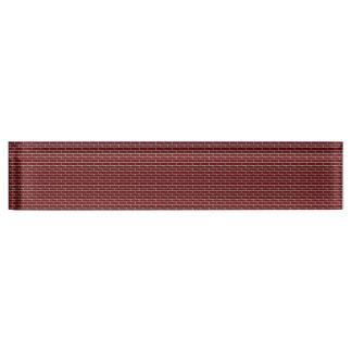 Seamless Red Brick 4 squared large.jpg Desk Name Plate