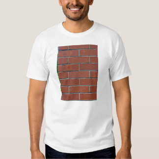 Seamless Red Brick Wall Texture That Tiles As A Pa T Shirt