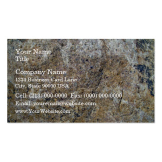 Seamless Rock Texture Business Card