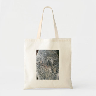 Seamless Rock Texture Detail Canvas Bags