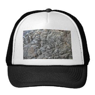 Seamless Rock Texture Detail Trucker Hat